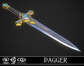 Dagger A6 3D model