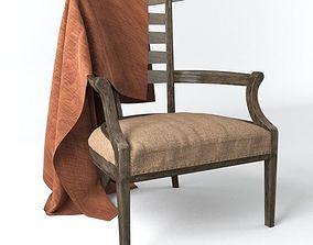 Chair Deco 3D