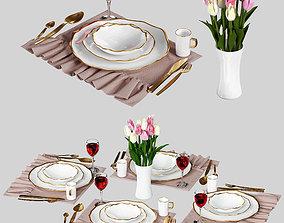 table-wear-01 3D model