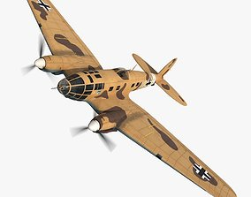 Heinkel He 111 VG-ES 3D model