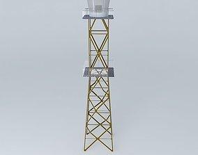 3D Gantheaume Point Lighthouse