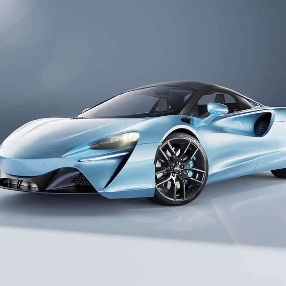 Mclaren Artura 2022 (available to purchase)
