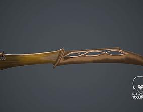 Dagger Tauriel 3D model