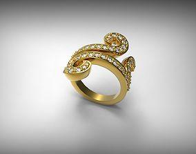 3D print model Ring VS