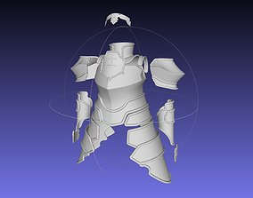 3D printable model Sword Art Online Alicization 4