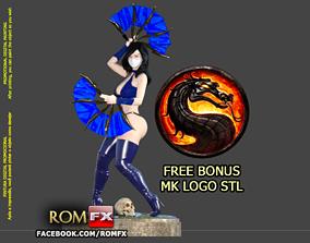 naruto Kitana Mortal Kombat Action Figure Printable