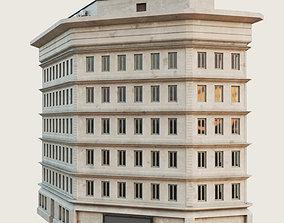 3D model Building Skyscraper City Town 5