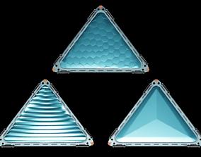 SciFi Panels 3D model