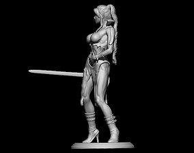 queen of frog 3D printable model