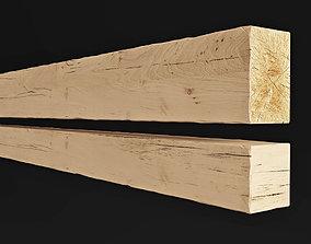 3D wooden decorative element