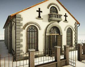 realtime Church 3D