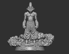 chinese DBZ KID BUU 3d print ready model