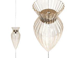 3D model The lamp Goccia