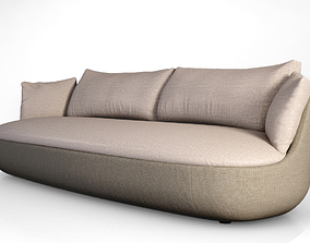 Moooi Bart couch 3D model