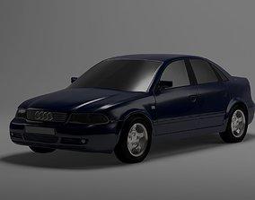 Audi 2006 3D model