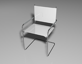 3D furniture Chairs