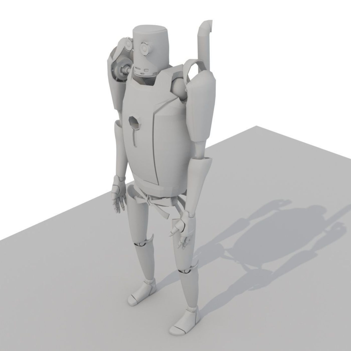 Droid model