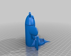 Android Honeycomb device rest 3D printable model