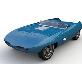 PONTIAC VIVANT 77 1965 3D model alfaromeo