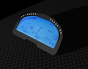Haltech IQ-3 3D asset