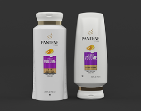 3D Pantene Shampoo and Conditioner