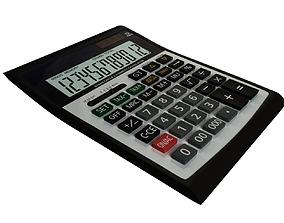 Calculator Catiga CD-2837-14 3D model
