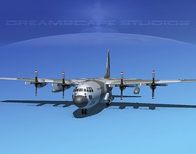 Lockheed C-130 Hercules Royal Air Force 3D