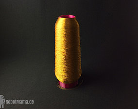 Big Sewing Spool 3D print model sewing