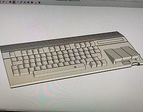 Commodore 65 3D print model