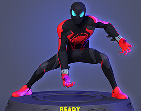 Spider-Man - Miles Morales 2099 Suit 3D printable model