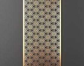 3D Decorative panel 127
