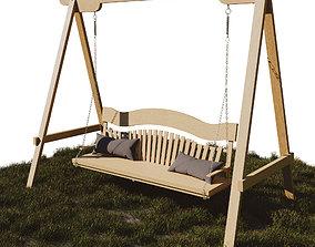 3D Swing - Garden - Playground - PBR - High Quality