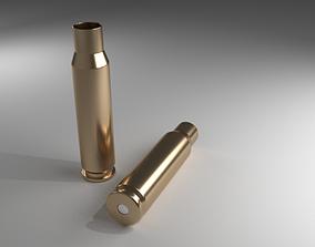 Bullet 3D brass