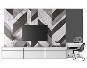 Furniture Composition 81 3D model