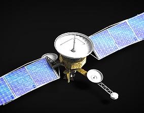 3D asset game-ready Satellite