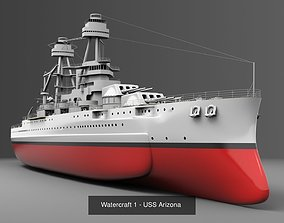 3D model Historic Watercrafts pearl