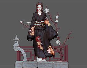MUZAN KIMONO KIMETSU NO YAIBA ANIME 3D print model 4