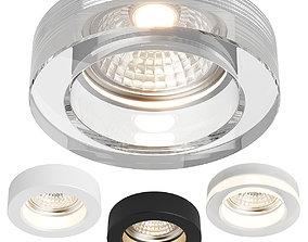 00613x Lei mini Lightstar Recessed spotlight 3D