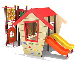 Playhouse Playground 3D model