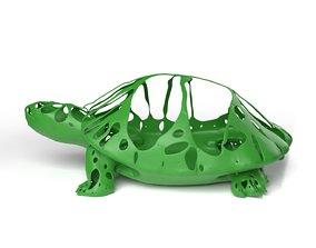 3D model Turtle Dust Voronoi