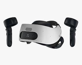 HTC Vive Focus Plus Set 3D model
