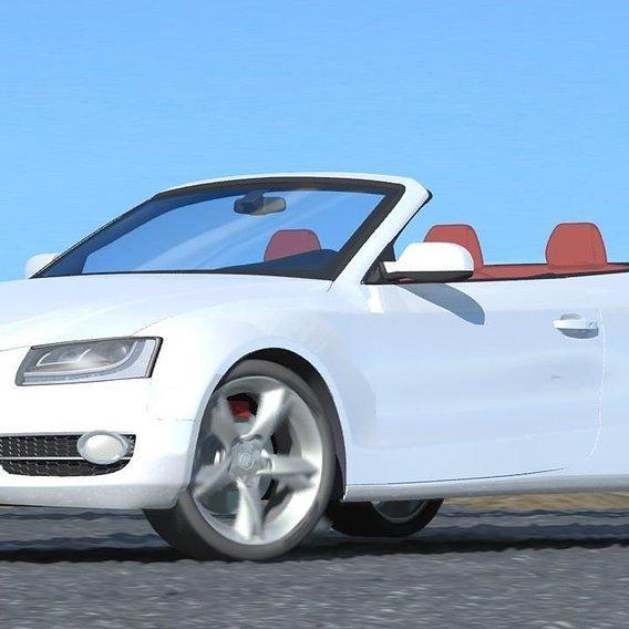 Audi A5 Spyder