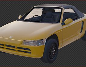 Honda Beat 3D model