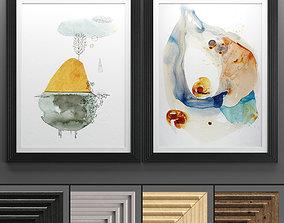 Art Frame 685 3D asset