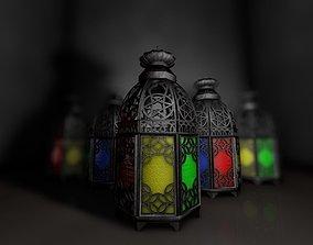 lantern arabic fanos 3D