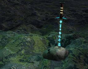 bilbo Sword 3d model