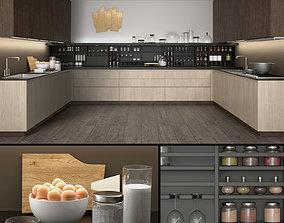 Kitchen Varena Poliform 3D