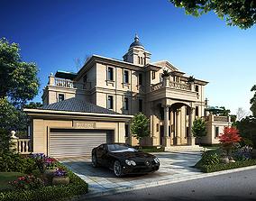 villa 055 3D