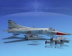 3D model Mig-27 Flogger V16 India