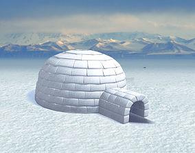 3D model Igloo cupola